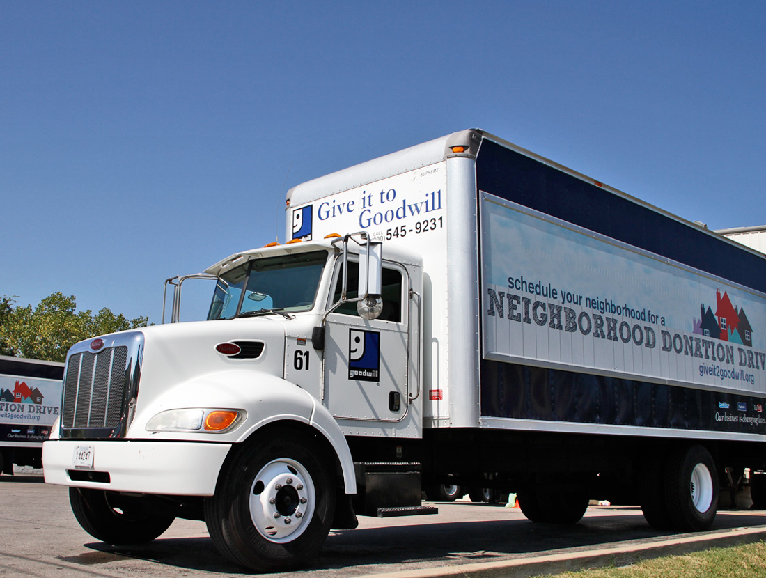 goodwill industries of middle tennessee inc pickup services