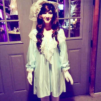 Porcelain Doll Costume From Julie_Vandel