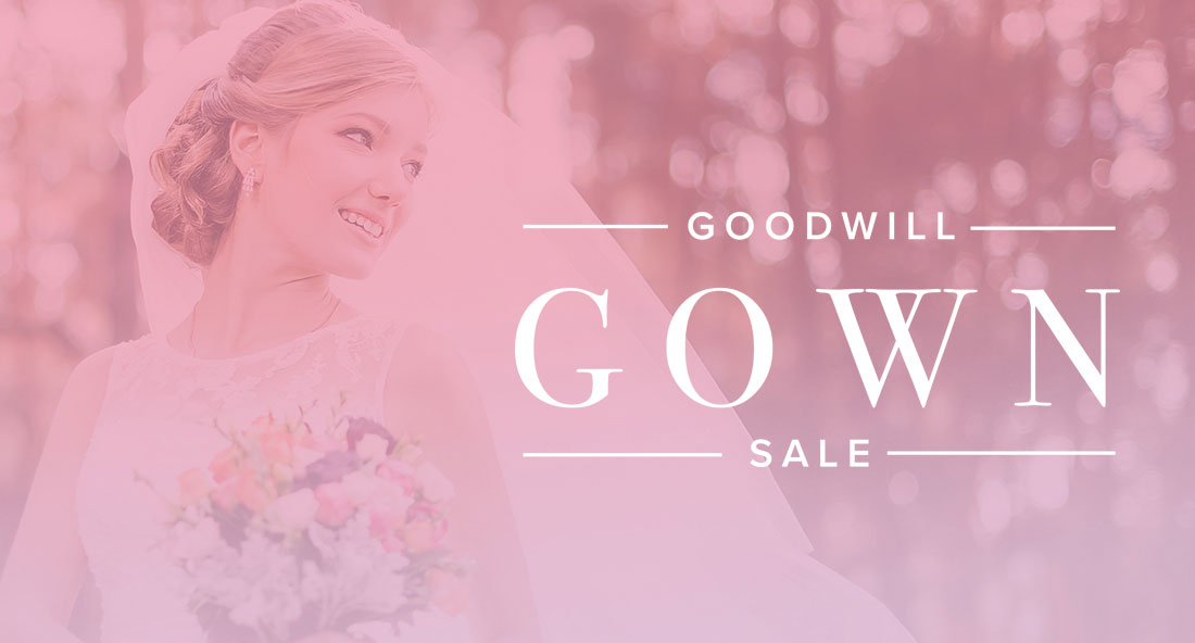 Goodwill industries of middle tennessee inc goodwill for Donate wedding dress goodwill