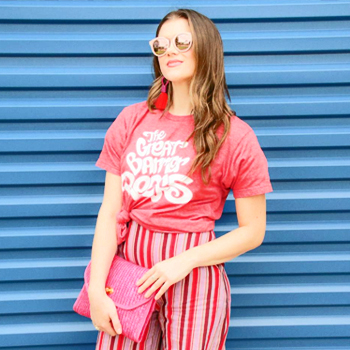 5 Tips on Finding the Perfect Vintage Tee at Goodwill